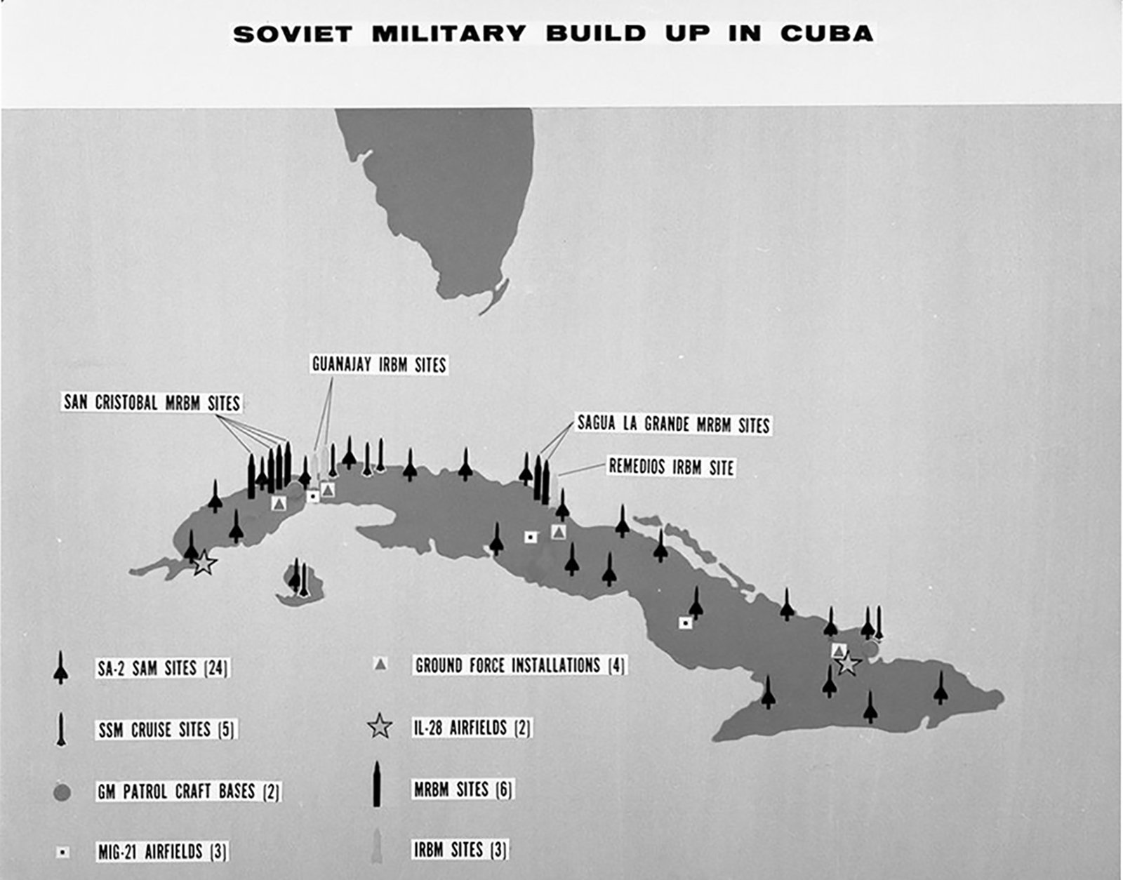 Cuban missile crisis | History, Facts, & Significance | Britannica