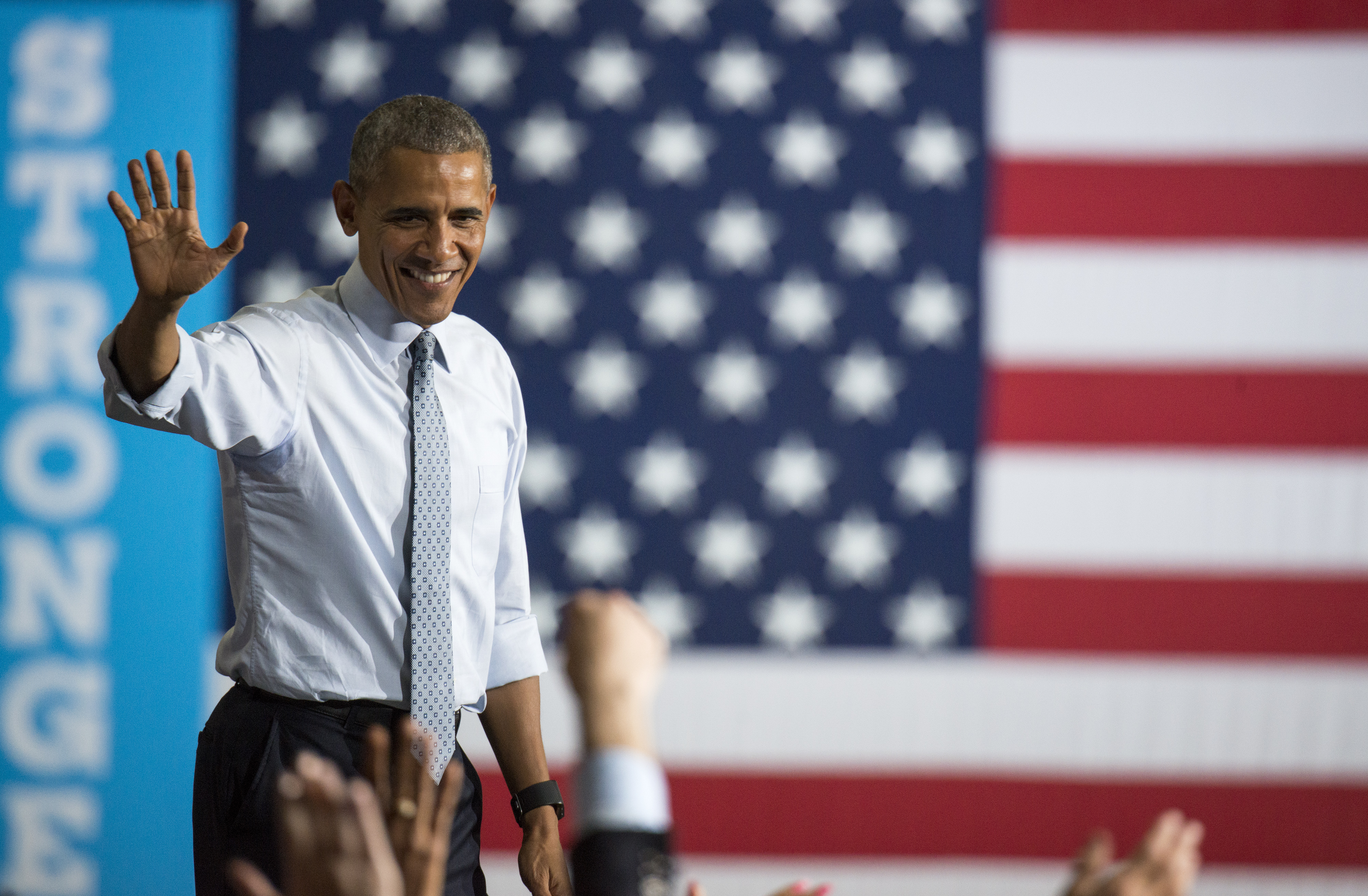 Barack Obama Talks to Black Voters in Radio Interview | Time