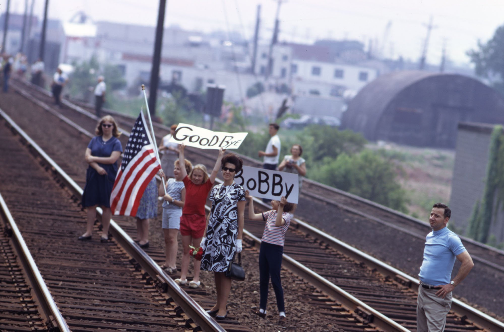 RFK's Funeral Train, in Photos - The Atlantic