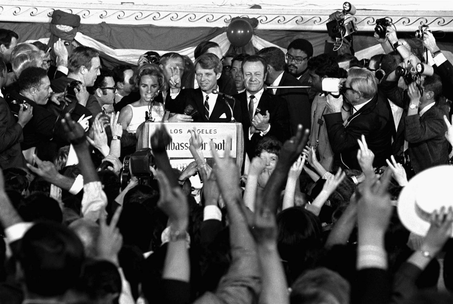 How the AP covered the RFK assassination 50 years ago — AP Images Spotlight