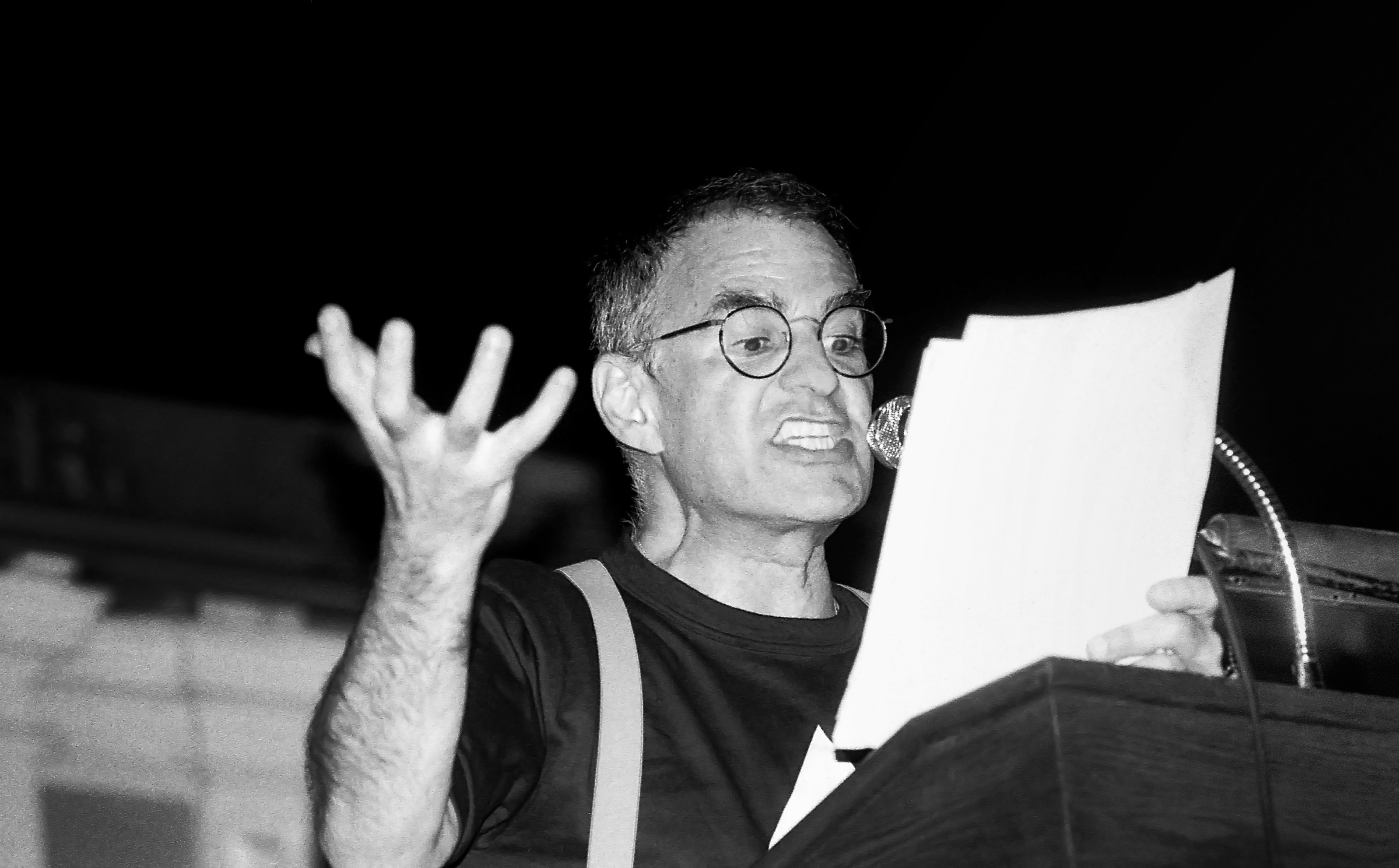 Larry Kramer, playwright and AIDS activist, dies at 84 - The Boston Globe