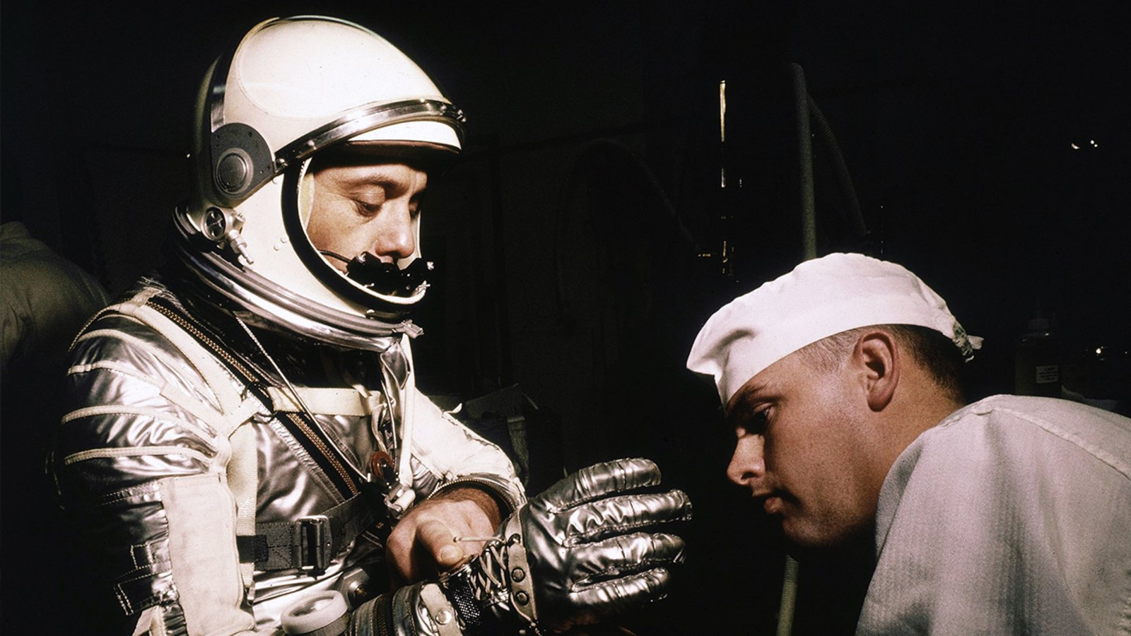 This day in history: Alan Shepard becomes first American to travel into space - ABC7 New York