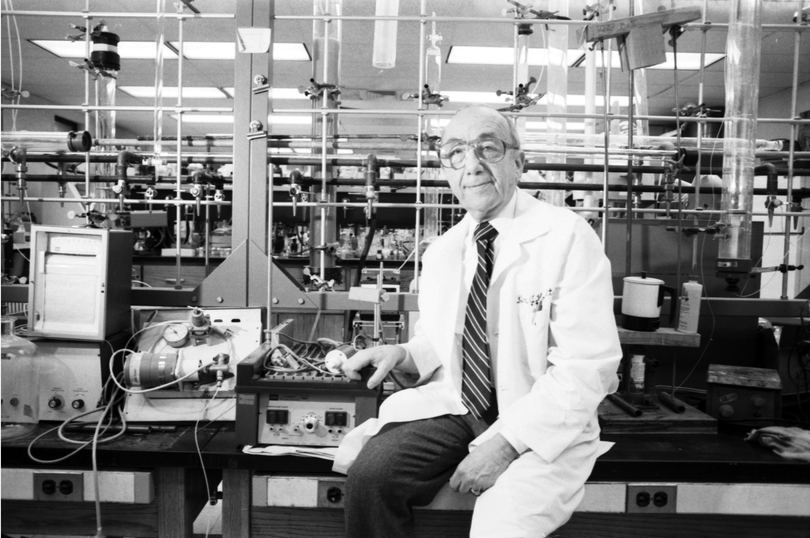 Jerome Horwitz; researcher created first AIDS medicine - The Boston Globe