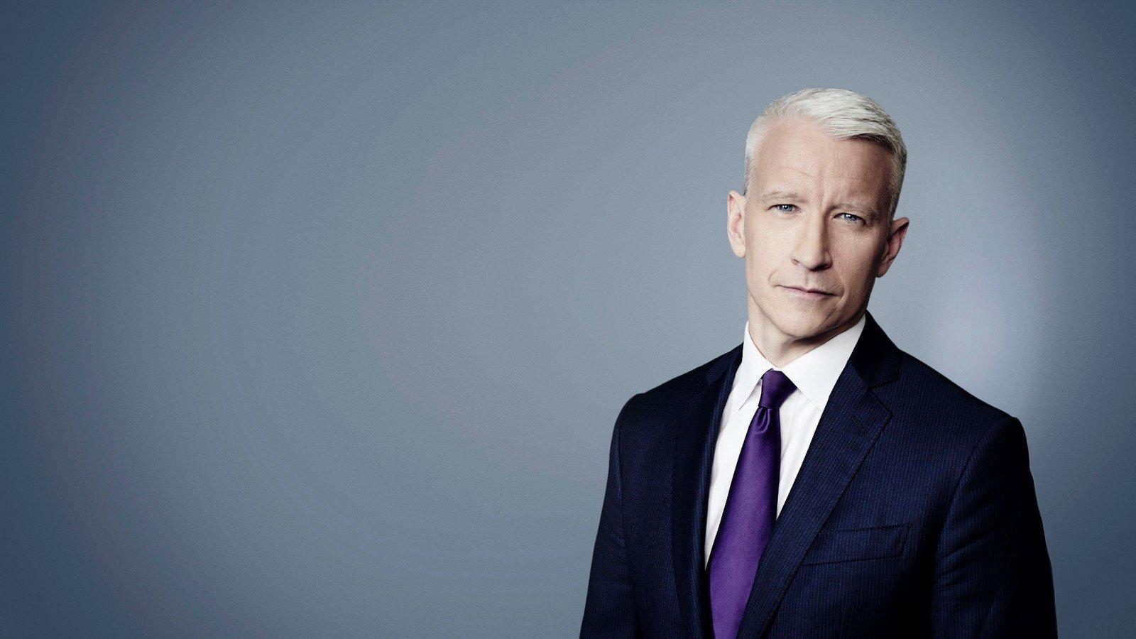 CNN Profiles - Anderson Cooper - CNN anchor - CNN