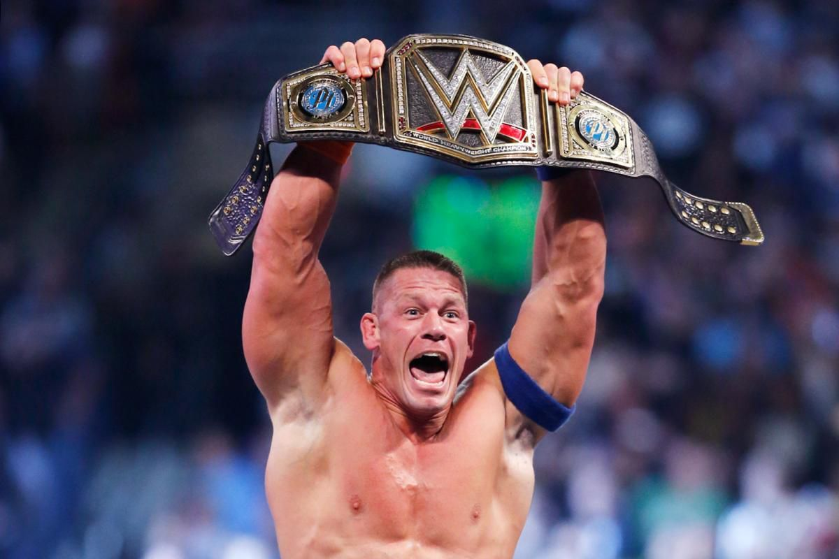 WWE star John Cena insists he will 'never retire' from wrestling despite Hollywood success