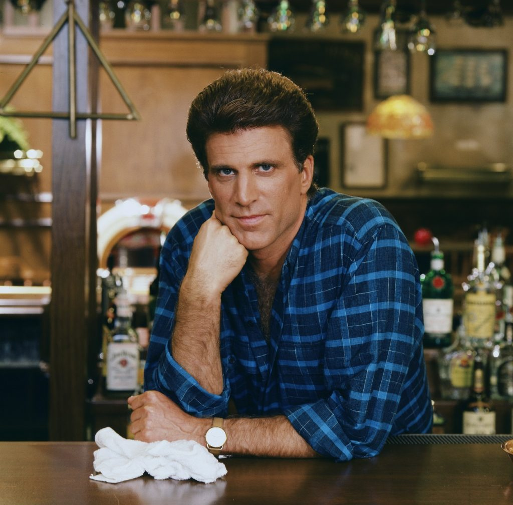 Cheers': Ted Danson 'Started Crying About How Bad' He Was in the Pilot