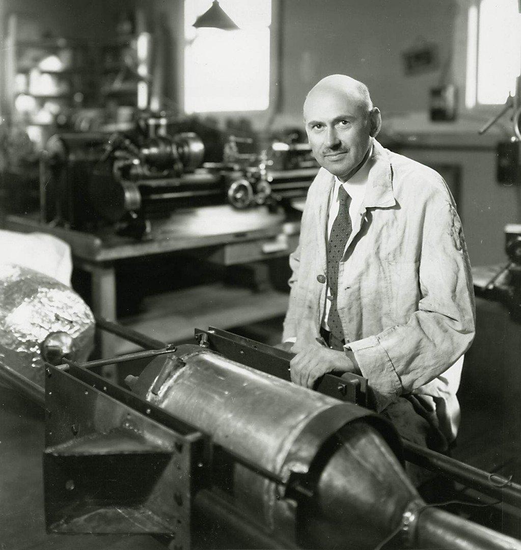 Celestis Honors Robert Goddard | Memorial Spaceflights
