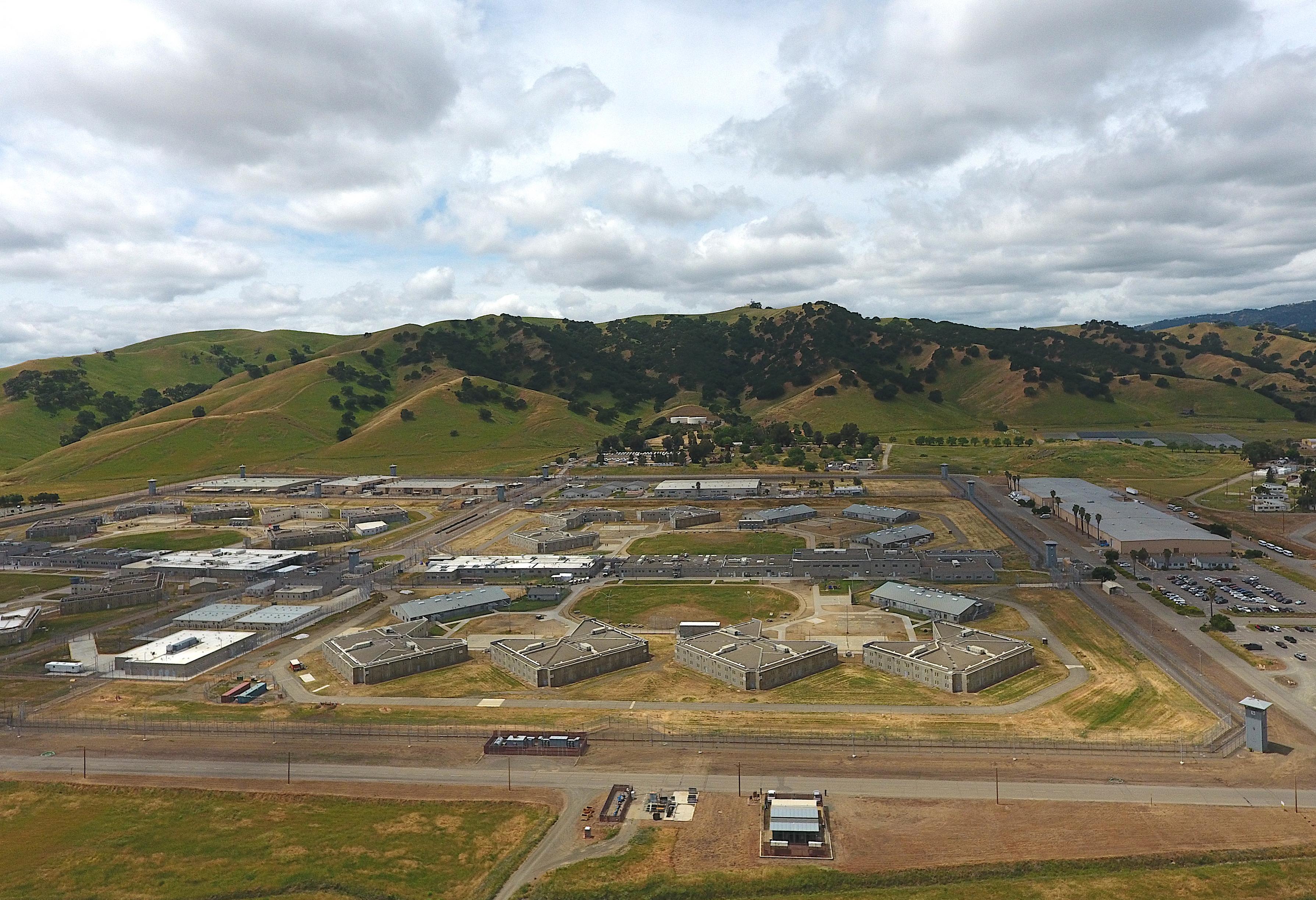 California State Prison, Solano - Wikipedia