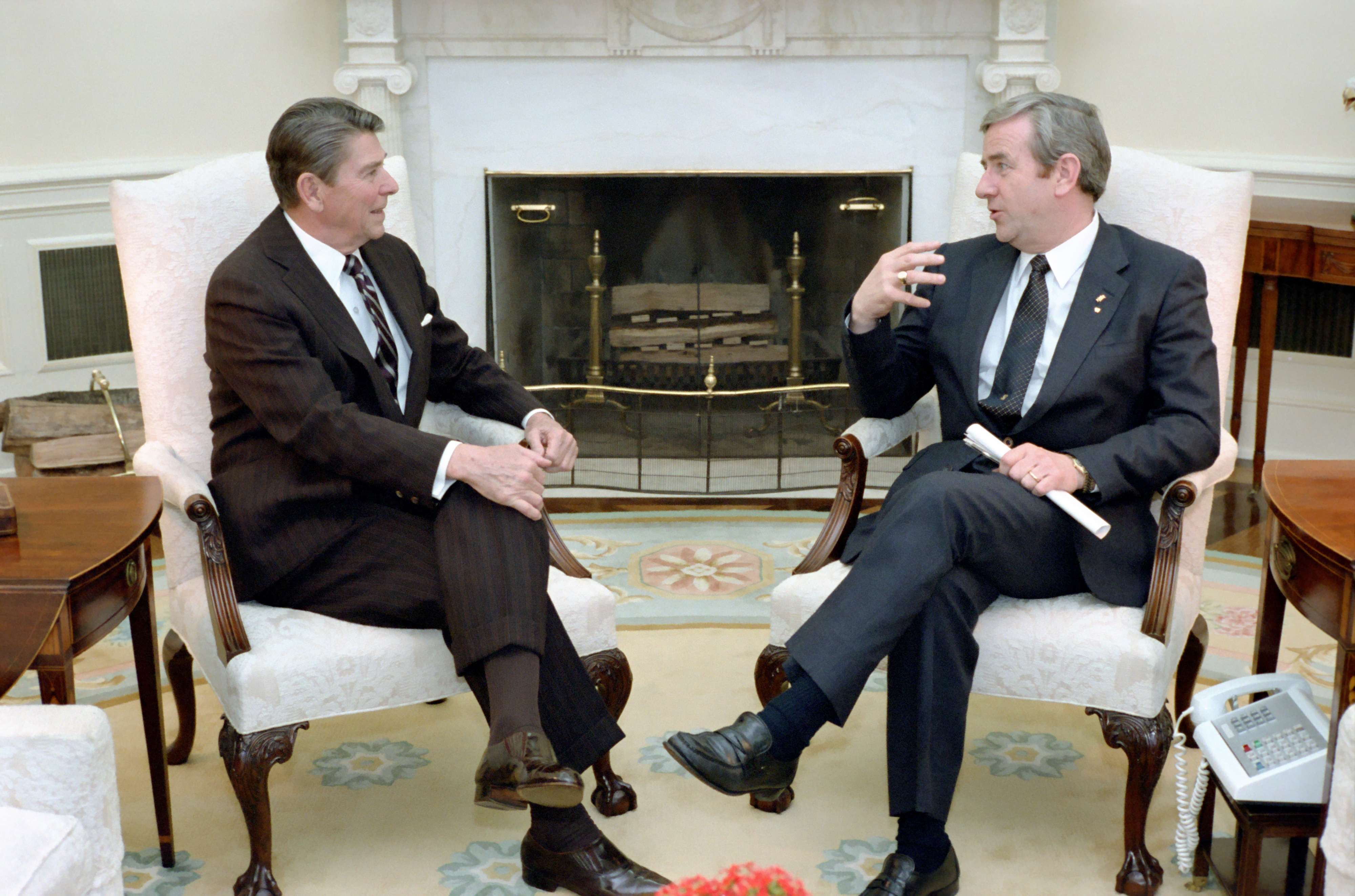 File:President Ronald Reagan and Jerry Falwell.jpg - Wikimedia Commons