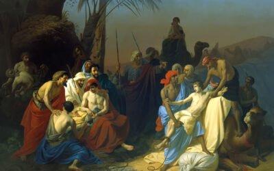 "Targum Torah Portions Week 9: Va' Yeshev וַיֵּשֶׁב ""And He Lived"""