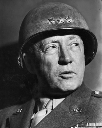 George S. Patton (US WWII General) - On This Day
