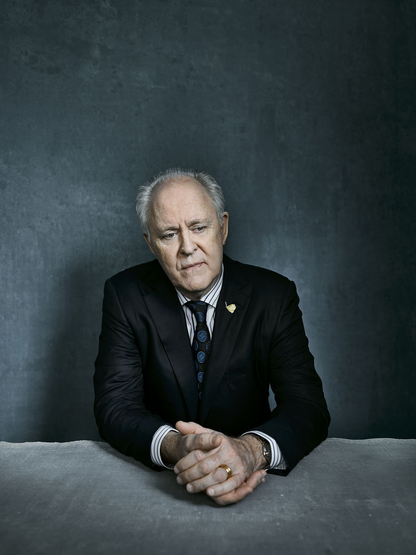 John Lithgow For The Wall Street Journal – Damn Ugly Photography