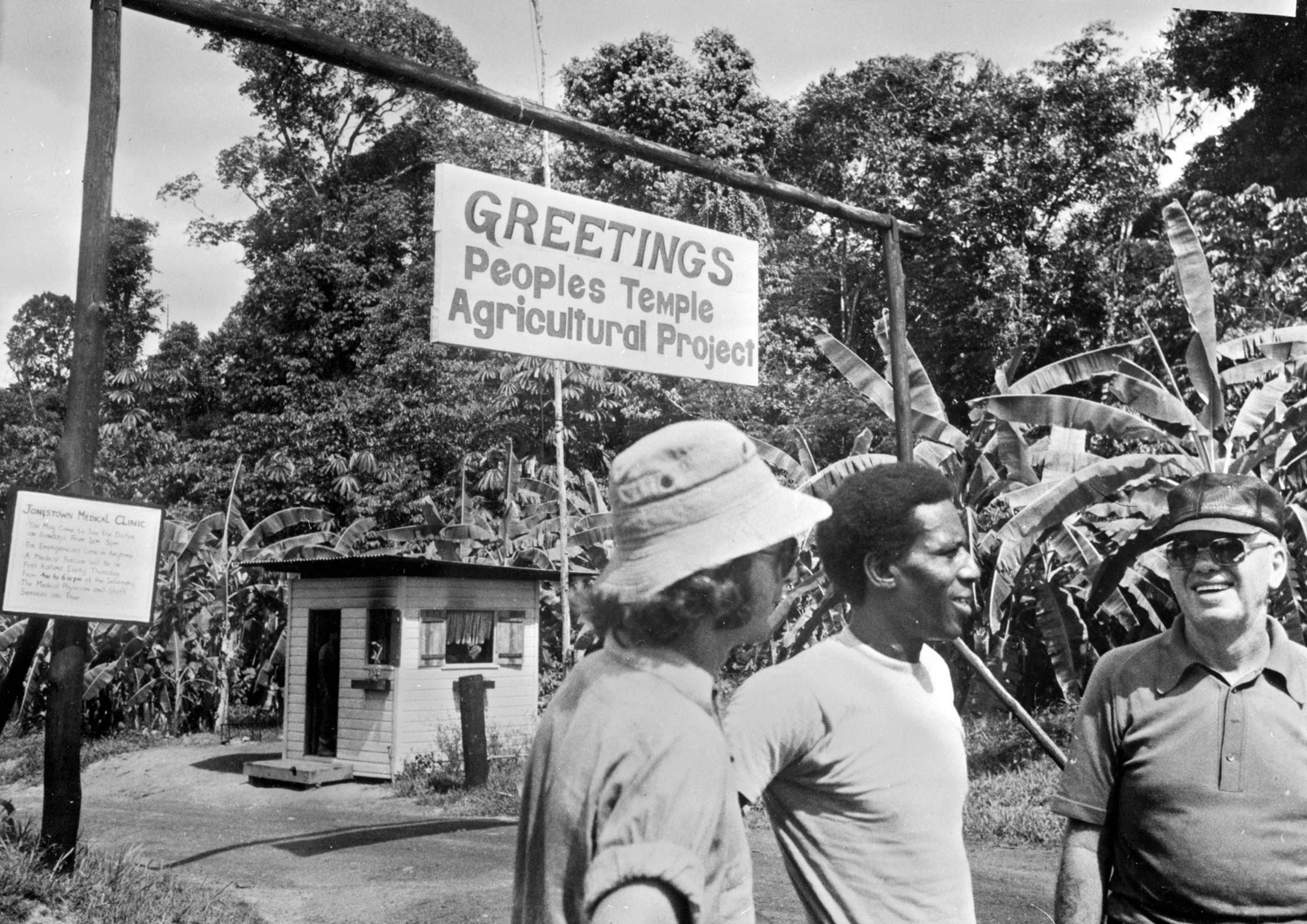 Under the spell of Jim Jones: Inside the tragedy of the Jonestown massacre