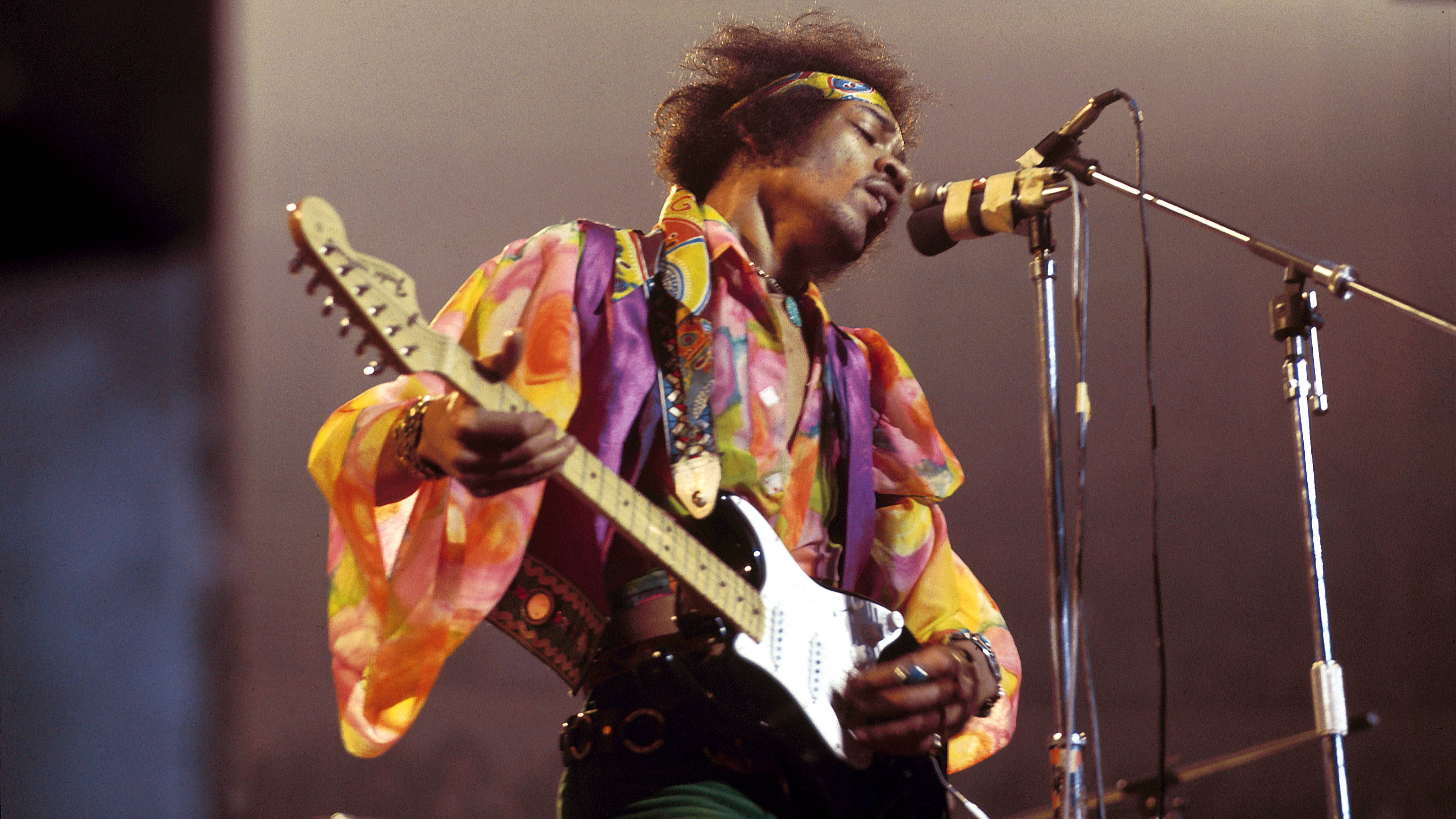 5 songs guitarists need to hear by… Jimi Hendrix | MusicRadar