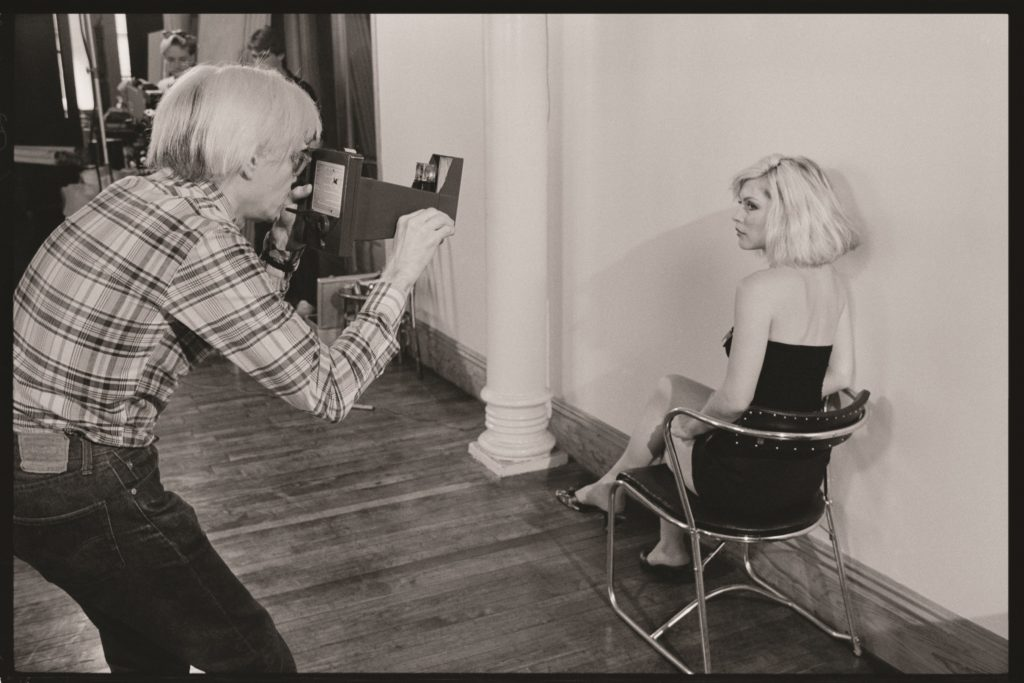 I Was Just Stunned. And Humbled': In a New Book, Debbie Harry ...