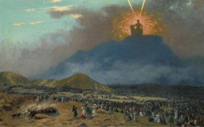 Targum Torah Portion Week 17: Exodus 18:1 – 20:23